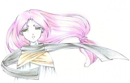 Masami Kurumada, Saint Seiya, Aries Mu, Member Art