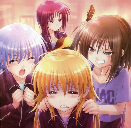 Na-Ga, Key (Studio), Angel Beats!, Masami Iwasawa, Hisako (Angel Beats!)