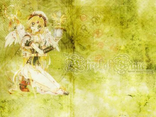 Arina Tanemura, Kamikaze Kaitou Jeanne, Finn Fish Wallpaper
