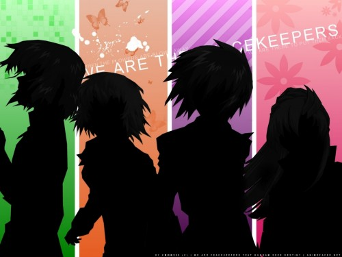 Sunrise (Studio), Mobile Suit Gundam SEED Destiny, Athrun Zala, Lacus Clyne, Cagalli Yula Athha Wallpaper