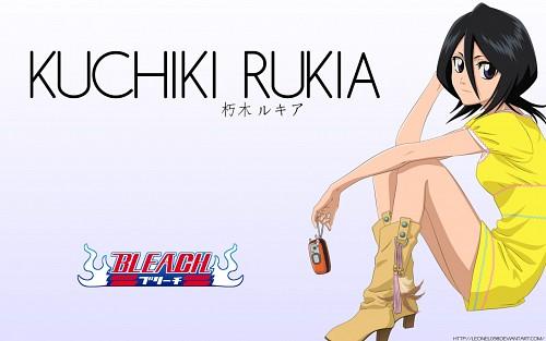 Kubo Tite, Bleach, Rukia Kuchiki, Vector Art