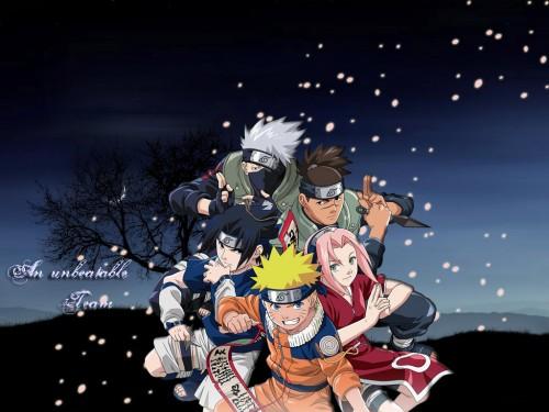 Masashi Kishimoto, Studio Pierrot, Naruto, Kakashi Hatake, Sakura Haruno Wallpaper