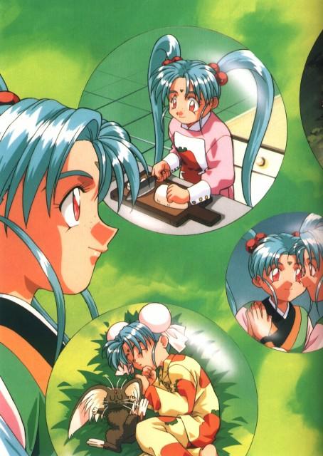 Geneon/Pioneer, Tenchi Muyo, Sasami Masaki Jurai