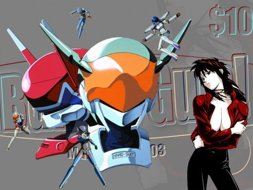 Bubblegum Crisis Wallpaper