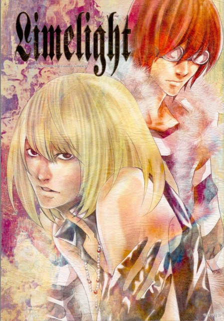 Death Note, Matt, Mello, Doujinshi, Doujinshi Cover