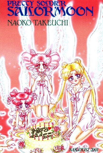 Naoko Takeuchi, Bishoujo Senshi Sailor Moon, Chibi Usa, Usagi Tsukino, Chibi Chibi