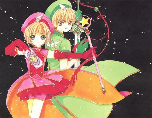 CLAMP, Madhouse, Cardcaptor Sakura, Cardcaptor Sakura Illustrations Collection 3, Syaoran Li