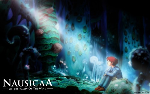 Hayao Miyazaki, Studio Ghibli, Nausicaa of the Valley of the Wind, Nausicaa Wallpaper
