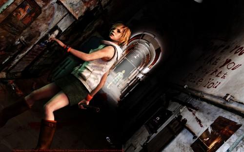 Silent Hill, Heather Mason Wallpaper