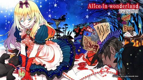 Jun Mochizuki, GanGan Anthology ~Alice in Wonderland~