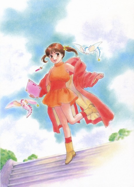 Akemi Takada, Fancy Lala, Pigu, Mogu, Miho Shinohara