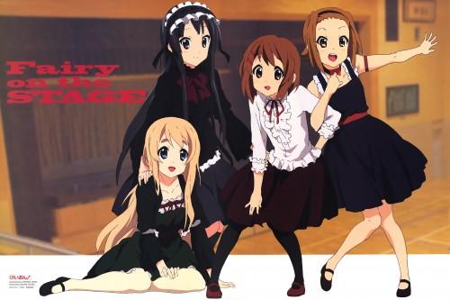 Chiyoko Ueno, Kakifly, Kyoto Animation, K-On!, Mio Akiyama