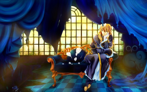 Jun Mochizuki, Xebec, Pandora Hearts, Vincent Nightray Wallpaper