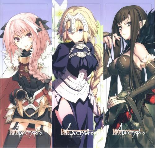 Ototsugu Konoe, Hirokazu Koyama, Takashi Takeuchi, TYPE-MOON, Fate/Apocrypha