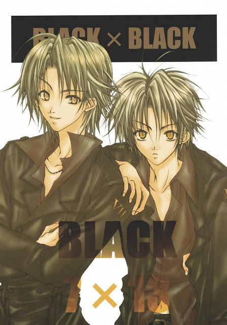 Kotsubu Mochigome, Black Cat, Jenos Hazard, Train Heartnet, Doujinshi Cover