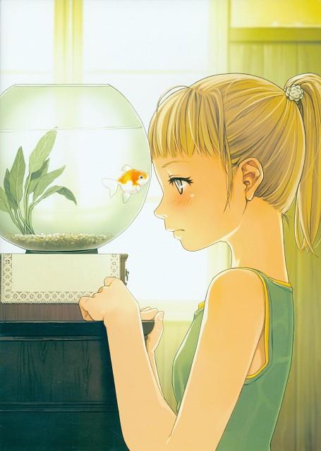 Seiji Yoshida, Fleurette - Yoshida Seiji's original illustrations SUMMER 2011, Comic Market, Comic Market 80