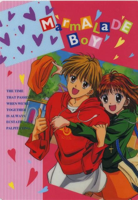 Wataru Yoshizumi, Toei Animation, Marmalade Boy, Miki Koishikawa, Yuu Matsuura