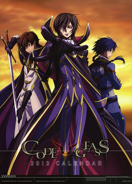 Takahiro Kimura, Sunrise (Studio), Lelouch of the Rebellion, Akito the Exiled, Lelouch Lamperouge