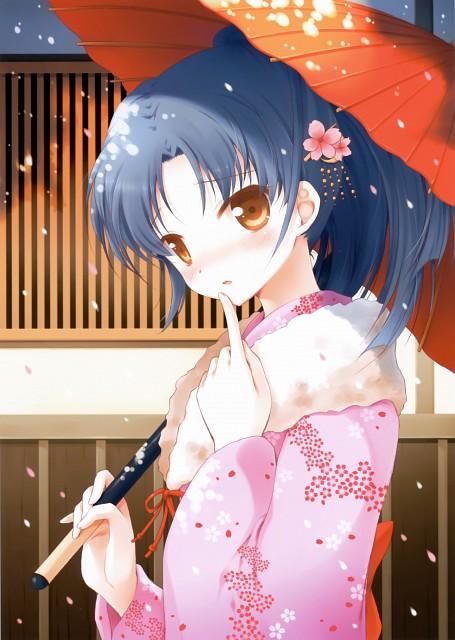 Komi Zumiko , Idol Master, Chihaya Kisaragi, Comic Market 77