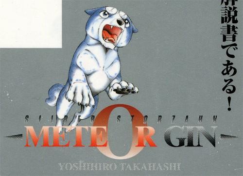 Yoshihiro Takahashi, Ginga: Nagareboshi Gin, Gin