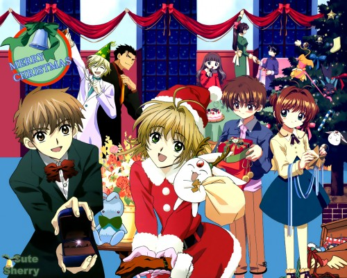 CLAMP, Madhouse, Cardcaptor Sakura, Tsubasa Reservoir Chronicle, Keroberos Wallpaper