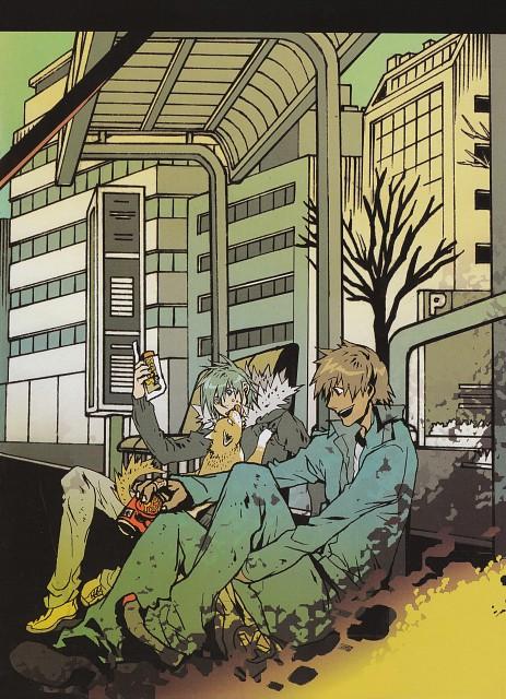 Chayamachi Suguro, CCW - CHAYAMACHI CHiRAL WORKS, Togainu no Chi, Akira (Togainu no Chi), Keisuke
