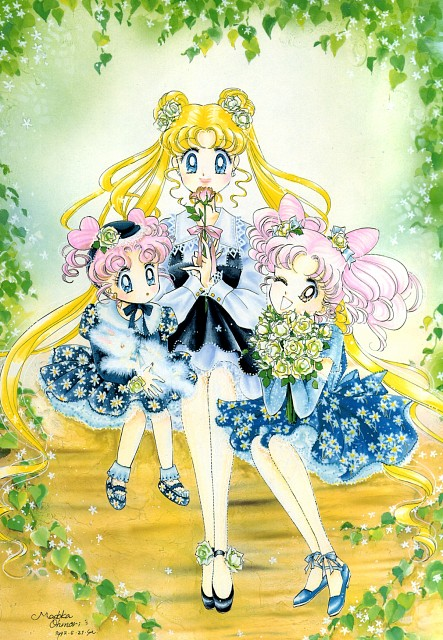 Madoka Oomori, Bishoujo Senshi Sailor Moon, Infinity, Chibi Chibi, Chibi Usa