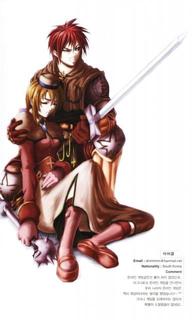 Ragnarok Online, Acolyte (Ragnarok Online), Swordman (Ragnarok Online)