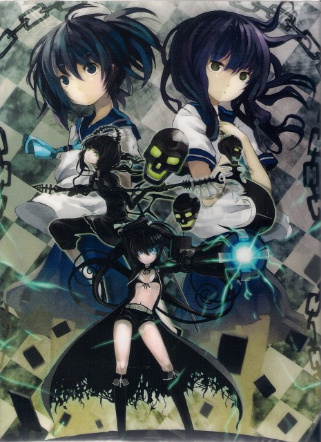 Black Rock Shooter, Dead Master, Black Rock Shooter (Character)