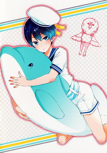 Uyu, Free!, Haruka Nanase Ever Blue - 1st Photo Book, Haruka Nanase (Free!), Comic Market 86