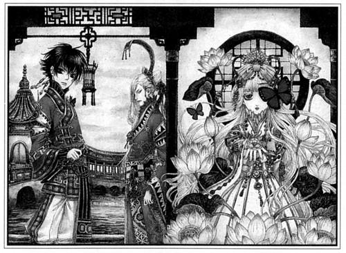 Shibamoto Thores, Tengai no Pashluna, Vaira, Turaruku, Hirukitto