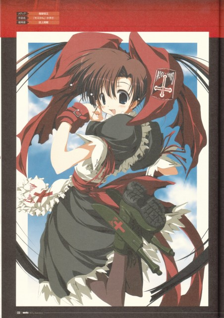 SCA-ji, SCA-ji Illustrations, Moekan, Kazusa Asagiri