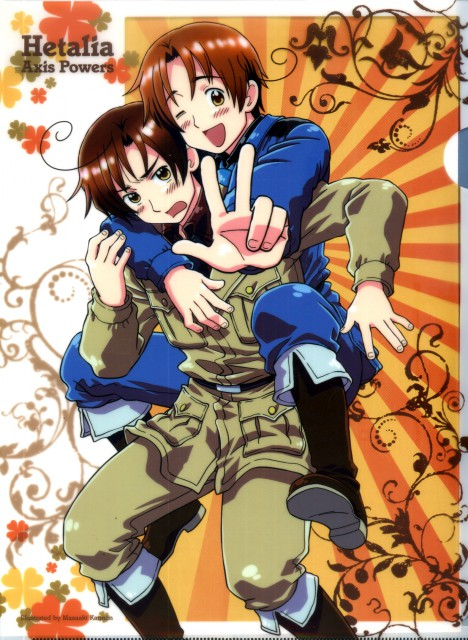 Hidekaz Himaruya, Studio DEEN, Hetalia: Axis Powers, Italy, South Italy