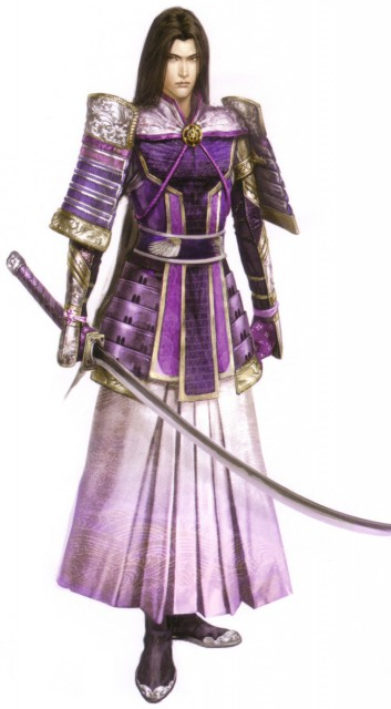 Mitsuhide Akechi (Sengoku Musou)