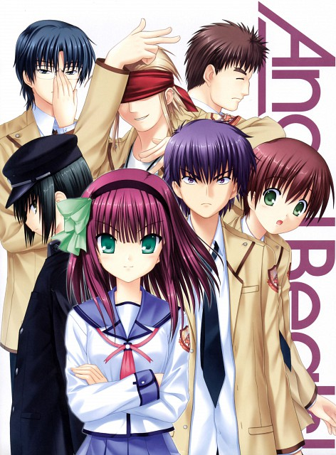 Na-Ga, Key (Studio), Angel Beats!, Takamatsu, TK