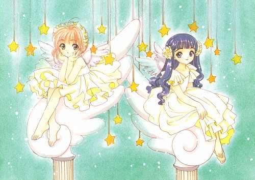 CLAMP, Madhouse, Cardcaptor Sakura, Cardcaptor Sakura Illustrations Collection 2, Tomoyo Daidouji