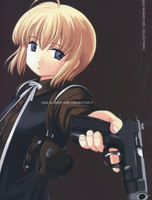 Yu Aida, Madhouse, Gunslinger Girl, Rico (Gunslinger Girl)