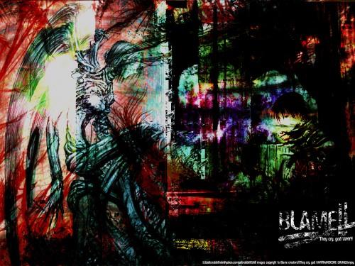 Tsutomu Nihei, Blame!, Sanakan, Killy Wallpaper