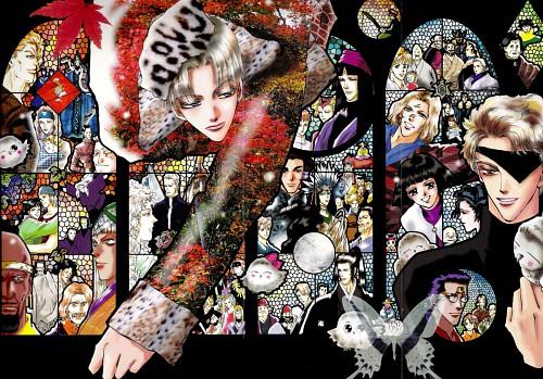 Yumi Tamura, KSS, Legend of Basara, Kagero, Ginko (Basara)