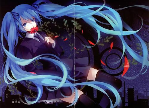 Dhiea, the equinoctial line, Vocaloid, Miku Hatsune