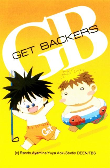 Rando Ayamine, Studio Deen, Get Backers, Ginji Amano, Ban Mido