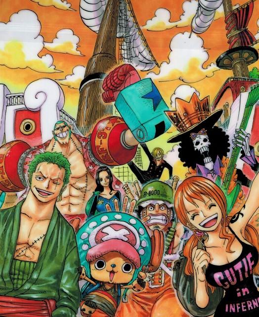 Eiichiro Oda, Toei Animation, One Piece, Franky, Thousand Sunny