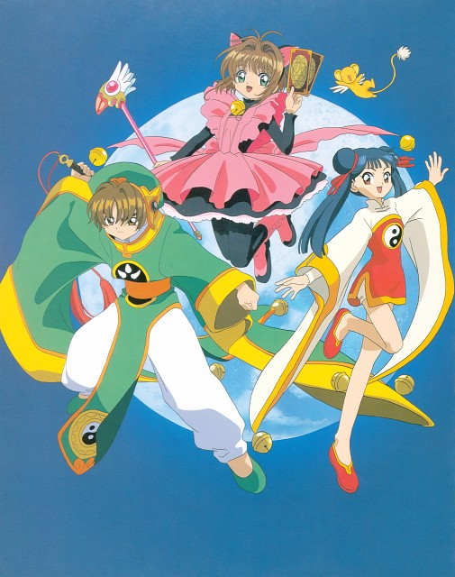 CLAMP, Madhouse, Cardcaptor Sakura, Cheerio!, Meiling Li