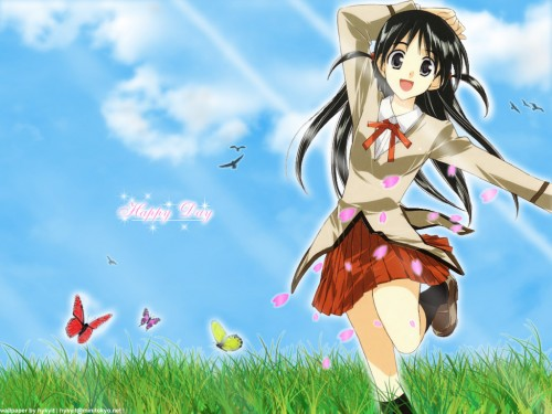 School Rumble Wallpaper