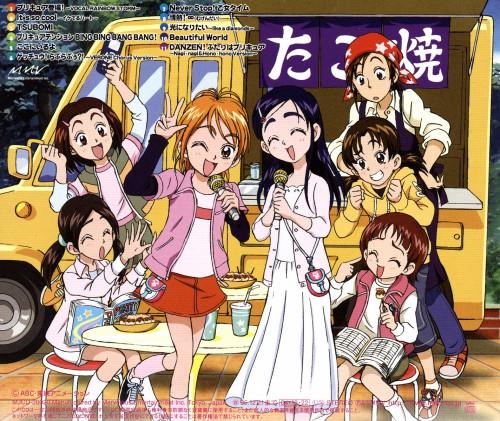 Toei Animation, Futari wa Precure, Nagisa Misumi, Akane Fujita, Shiho Kubota
