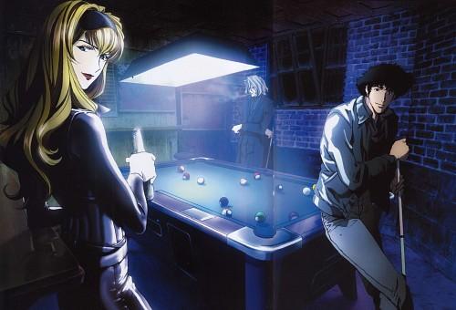 Toshihiro Kawamoto, Sunrise (Studio), Cowboy Bebop, Vicious, Julia