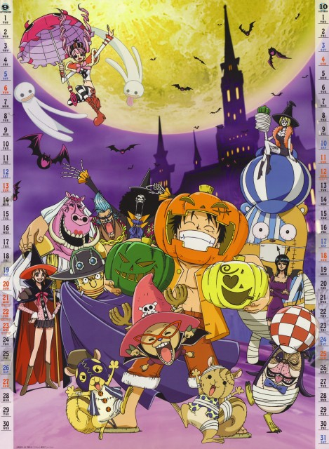 Eiichiro Oda, One Piece, Tony Tony Chopper, Usopp, Lola