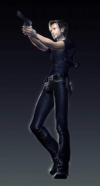 Capcom, Resident Evil: Dead Aim, Bruce McGivern