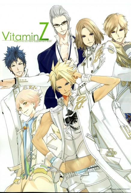 Hirotaka Maeda, D3 Publisher, Vitamin Z, Yakumo Tachibana, Chisato Fuwa