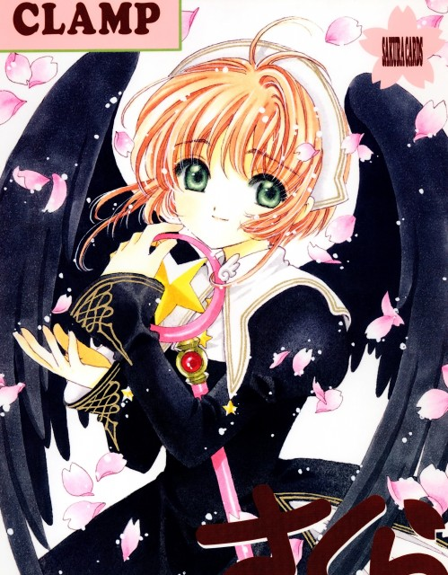 Cardcaptor Sakura Illustrations Collection 2